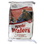 MANNA PRO APPLE WAFERS-25LBS