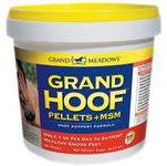 Grand Hoof Supplement  MSM Pellets