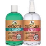Absorbine« Medicated Shampoo & Spray
