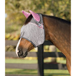 Cashel Crusader Pink Fly Mask