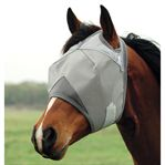 Cashel Cool Crusader Standard Fly Mask without Ears