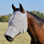 Cashel« Cool CrusaderÖ Long Nose Fly Mask without Ears