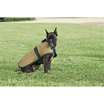 BLUE RIBBON QUILTED DOG JACKET