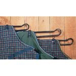 European Horse Clothing Rack