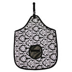 EQU.COUTURE DAMASK HAY BAG