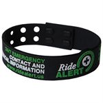 RIDE ALERT MEDICAL BRACELET