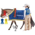 BREYER WINNERS CIRCLE ACCES SET
