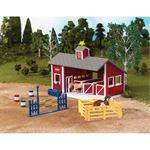 Breyer Stablemates® Red Stable