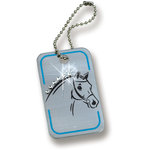 DRESSAGE LUGGAGE TAG