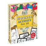 HORSE ACTIVITY FUN KIT