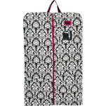 EQUINE CTR DAMASK GARMENT BAG