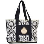 Equine Couture Damask Tote