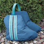 UNLINED 2 PC PADDOCK BOOT BAG