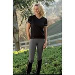 Irideon« CadenceÖ Stretch-Cord Knee-Patch Riding Breeches