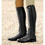 Ovation Super-Stick Top Grain Half Chaps