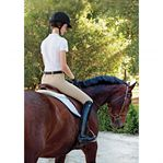 Ariat« Heritage Low-Rise Side Zip Breech
