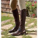 Tredstep Extreme Suede Half Chaps