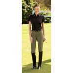 Riding Sport Low-Rise Full Seat Riding Breeches