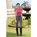 Riding Sport Contrast Full-Seat Riding Breeches