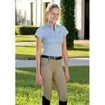 OvationÖ EuroweaveÖ DX Breeches with Leather Full Seat