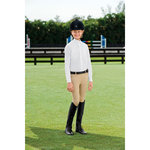 HERITAGE KIDS SIDE ZIP BREECH