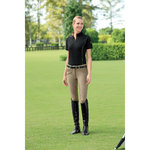 Riding Sport Microfiber Full-Seat Breeches
