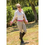 RIDING SPORT FLEECE BREECH