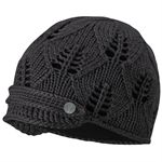KERRITS BUTTON KNIT HAT