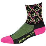 Jojo Tuff Cuff Paddock Socks