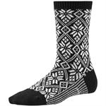 TRADITIONAL SNOWFLAKE SOCK