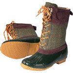 Joules Carrick Tweed Boot