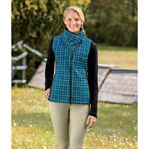 Kerrits® Cross Diagonal Quilted Vest