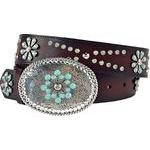 ARIAT LADIES SNOWFLAKE BELT