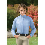 Girls Beacon Hill Coolmax Wrap Neck Show Shirt