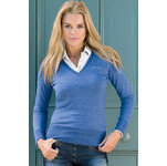 ANIMO SLOT WOOL PULL OVER