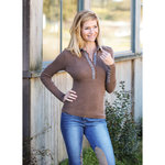 GOODE RIDER POLO SWEATER