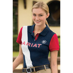 ARIAT TARYN TEAM POLO