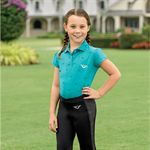 TUFF RIDER KIDS MADELYN POLO