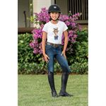 ARIAT GIRLS HABERDASHERY TEE