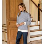 HOLKHAM FUNNEL NECK SWEATSHIRT