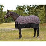 PAISLEY TURNOUT BLANKET