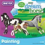 BREYER HORSE FMLY PAINTING KIT