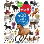 HORSES STICKER BOOK