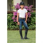 ARIAT GRLS WHIPSTITCH BREECH