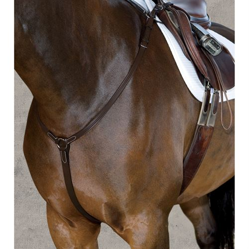 CROWN ADJUSTABLE BREASTPLATE