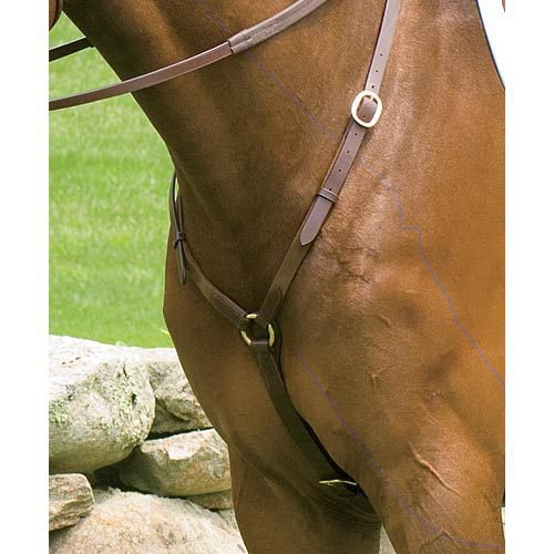 Ovation 4-Star Hunting Breastplate with Elastic Inserts