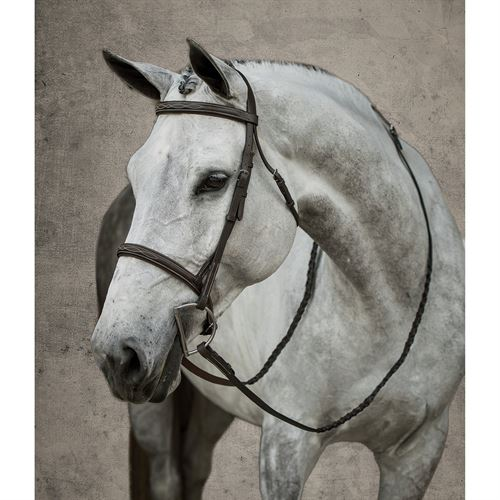 Suffolk Fancy Snaffle Bridle