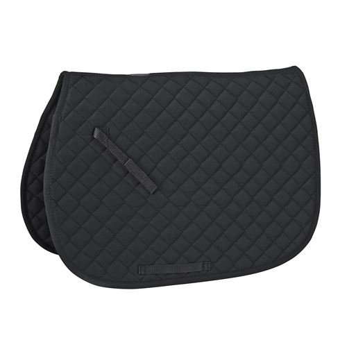 Rider's International Quilted Cotton Saddle Pad