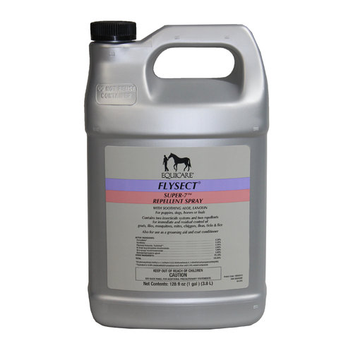 Equicare Super 7 Fly Spray Gallon