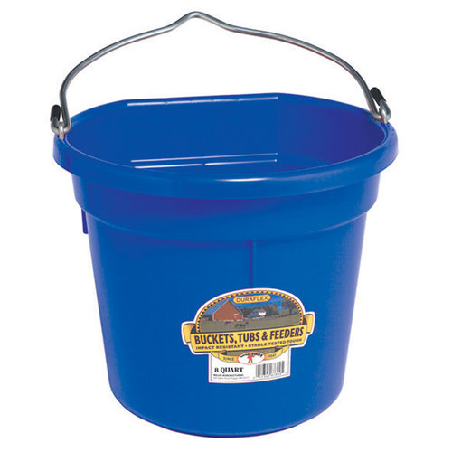 Little Giant® 8-Quart Flatback Bucket